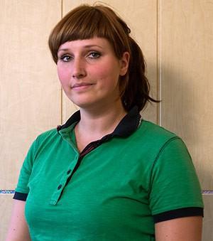 Janne Rosenträger - Ergotherapeutin